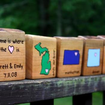 Custom City State Art- Any City and State - Rustic Wood Custom Nursery art - Personalized Houswarming Gift -Baby Shower gift